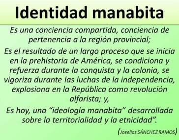 Identidad manabita