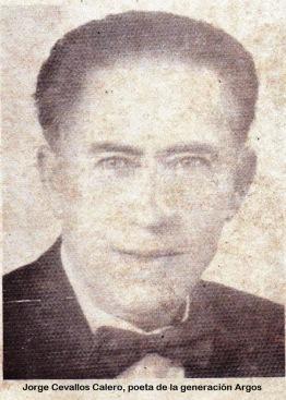F1 Jorge Cevallos Calero