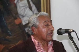 Joselias Sánchez Ramos en la CCE-Manabí
