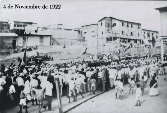 4 de noviembre de 1922