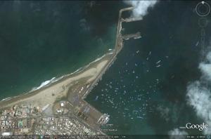 El Puerto marítimo de Manta que aspira convertirse en puerto de aguas profundas del Ecuador del siglo XXI