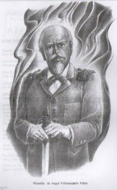 Eloy Alfaro, plumilla de Ángel Villavicencio