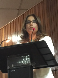 Escritora, Magdalena Bermudez Villacreces