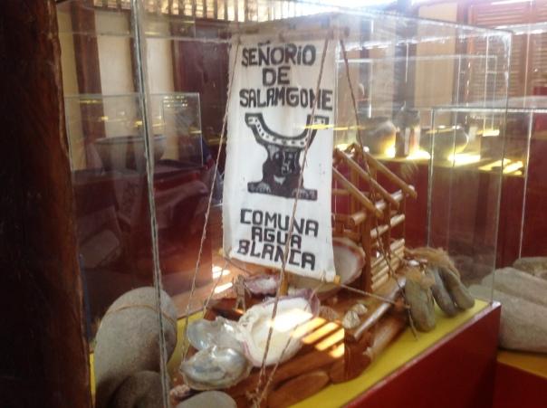 Museo en la Comuna de Agua Blanca