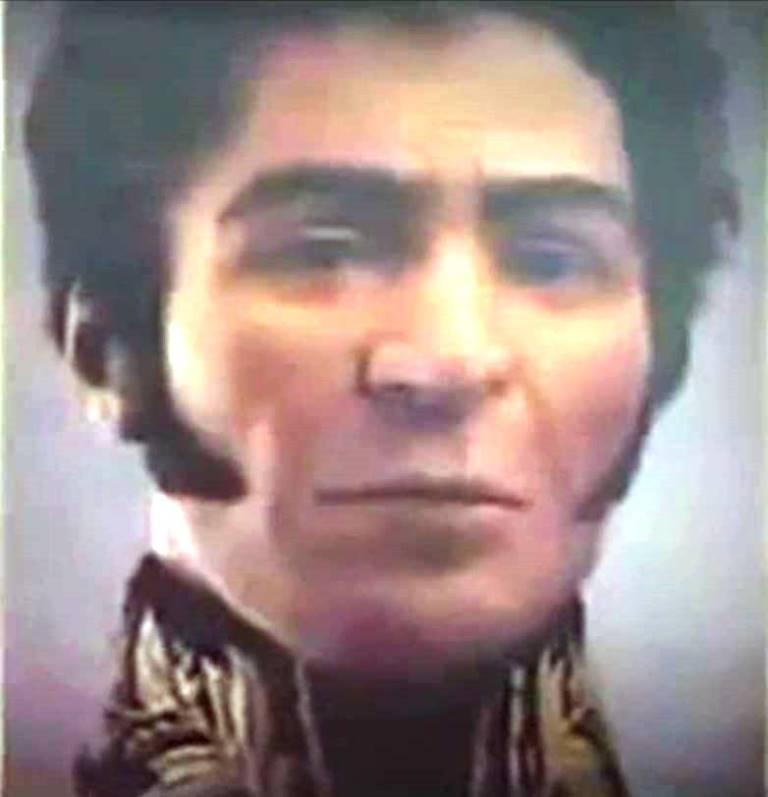 Simón Bolívar, rostro desde Venezuela 2012