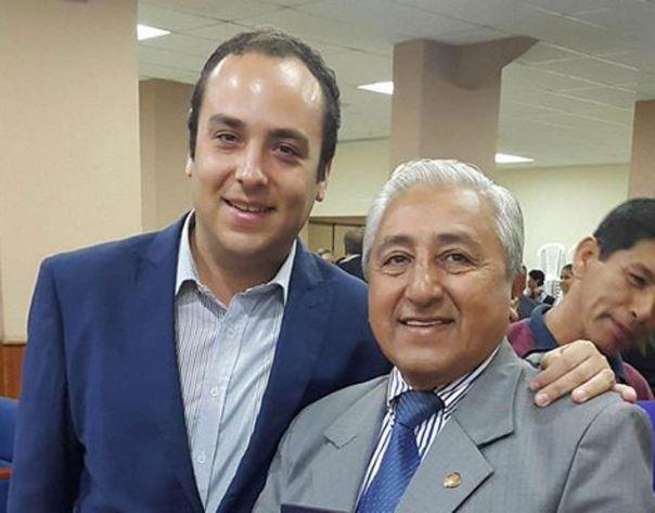 Dr Daniel Barredo y Joselias