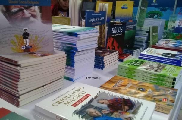 15 Libros manabitas FILL