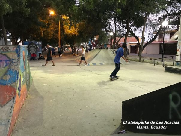 03 skateboarding