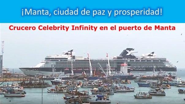 26 Manta, ciudad de la paz - El Infinity