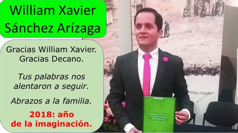 Casa. William Xavier