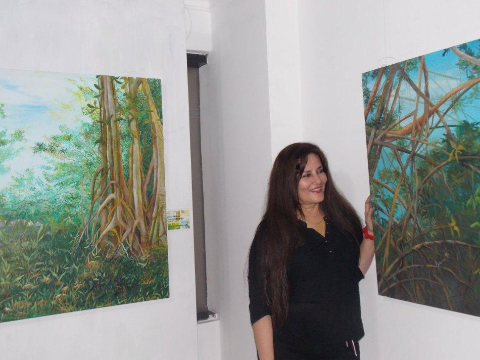 2 Johanna y su pintura1