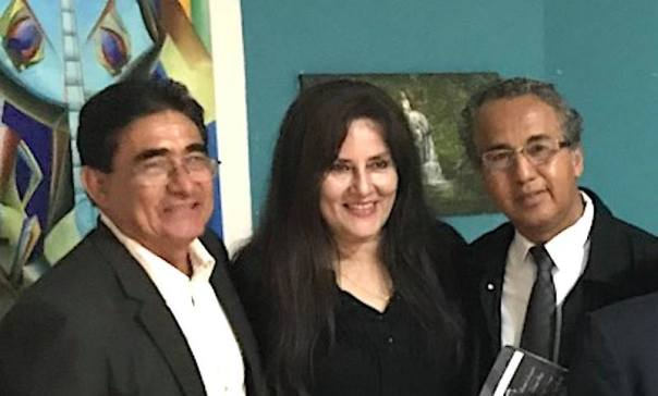 6 Raul, Johanna, Adolfo