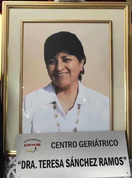 Dra Teresa Sanchez - Centro Geriátrico