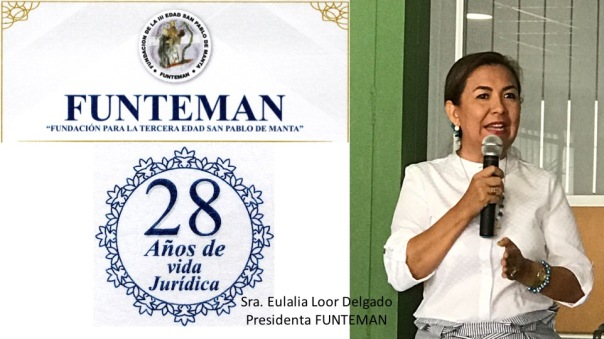 01 Funteman, Presidenta