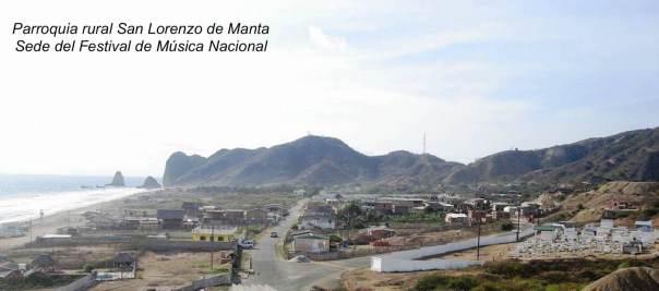 Bol1 San Lorenzo, parroquia rural de Manta