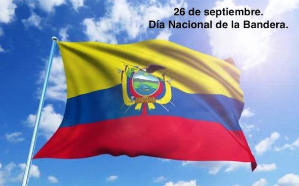 02 Bandera del Ecuador, 26 Sept