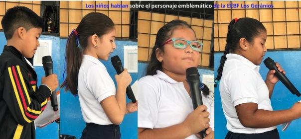 06 Los niños hablan sobre el personaje