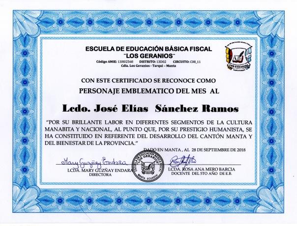 09 Certificado reconocimiento