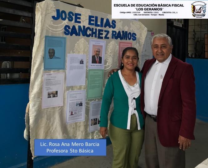 12 Prof. Lic. Rosa Ana Mero Barcia