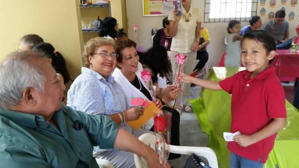 13 Flor para abuelitos