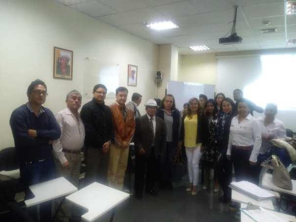 13 Reunión interinstitucional