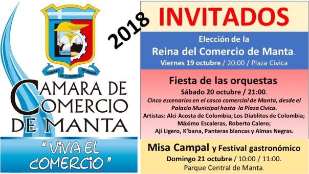 1 INVITACION Eleccion Reina, Baile y Misa