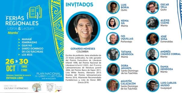 1 Invitados escritores y poetas