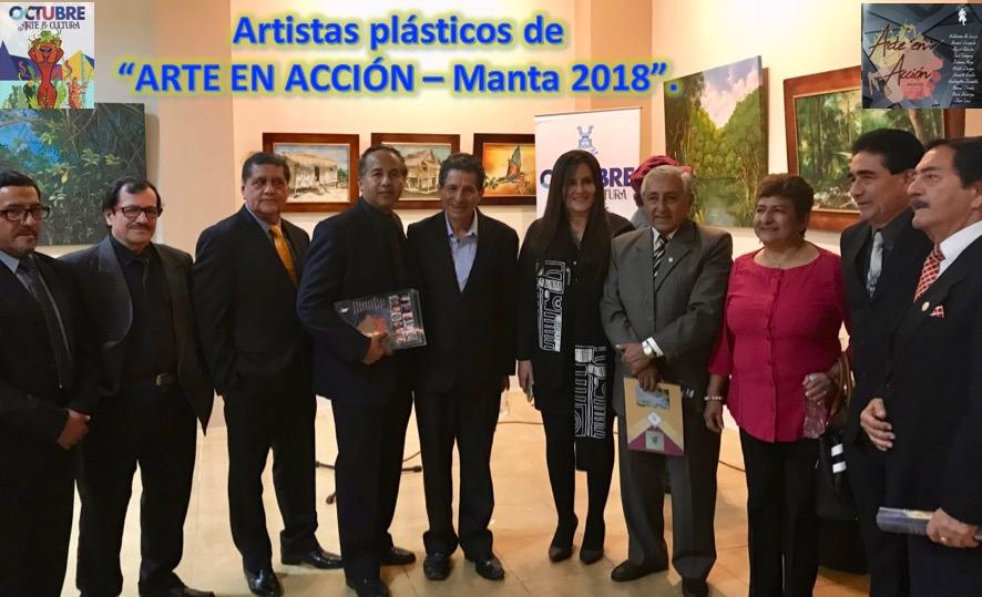 2.1 Artistas plasticos