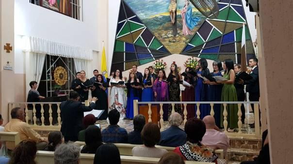 Festival del canto Lirico en Montecristi,