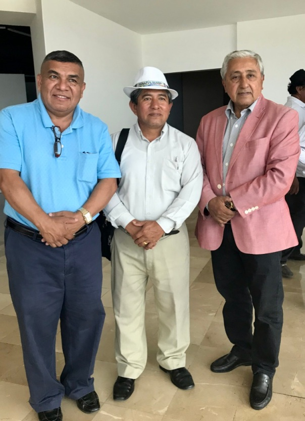 Tres lideres PuCho