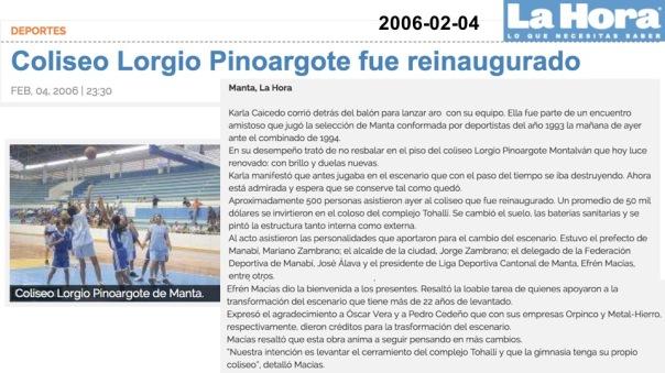 05 Coliseo Lorgio Pinoargote