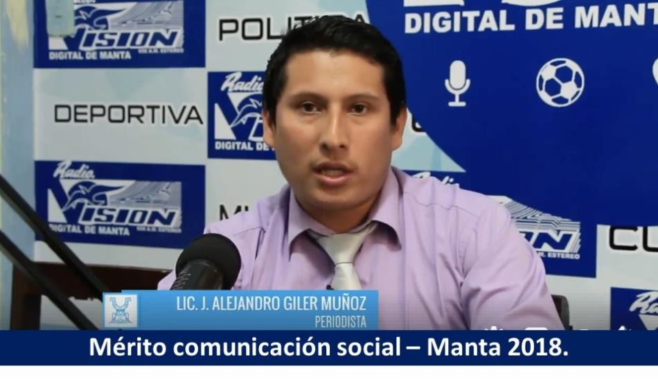 Merito comunicacion sociall