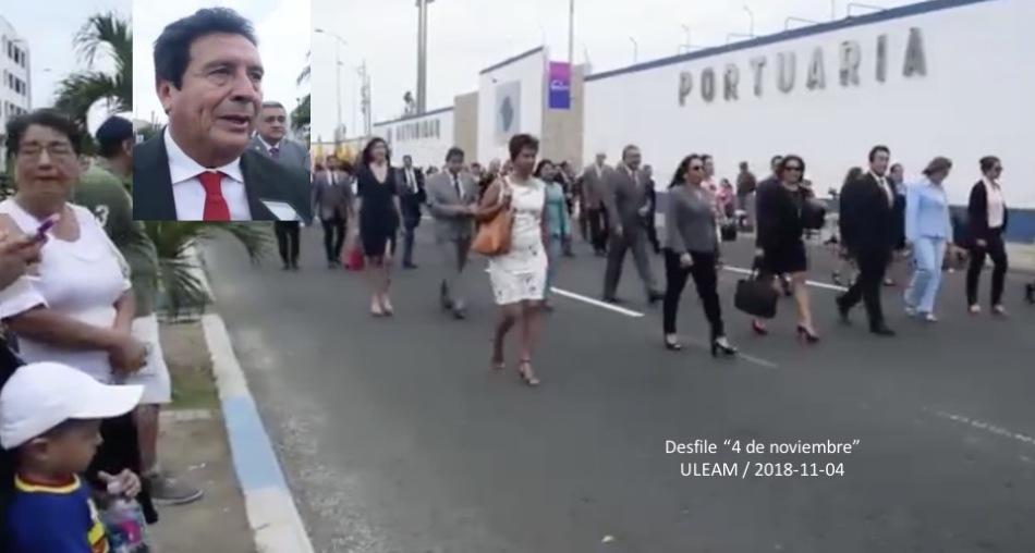 T4 Desfile